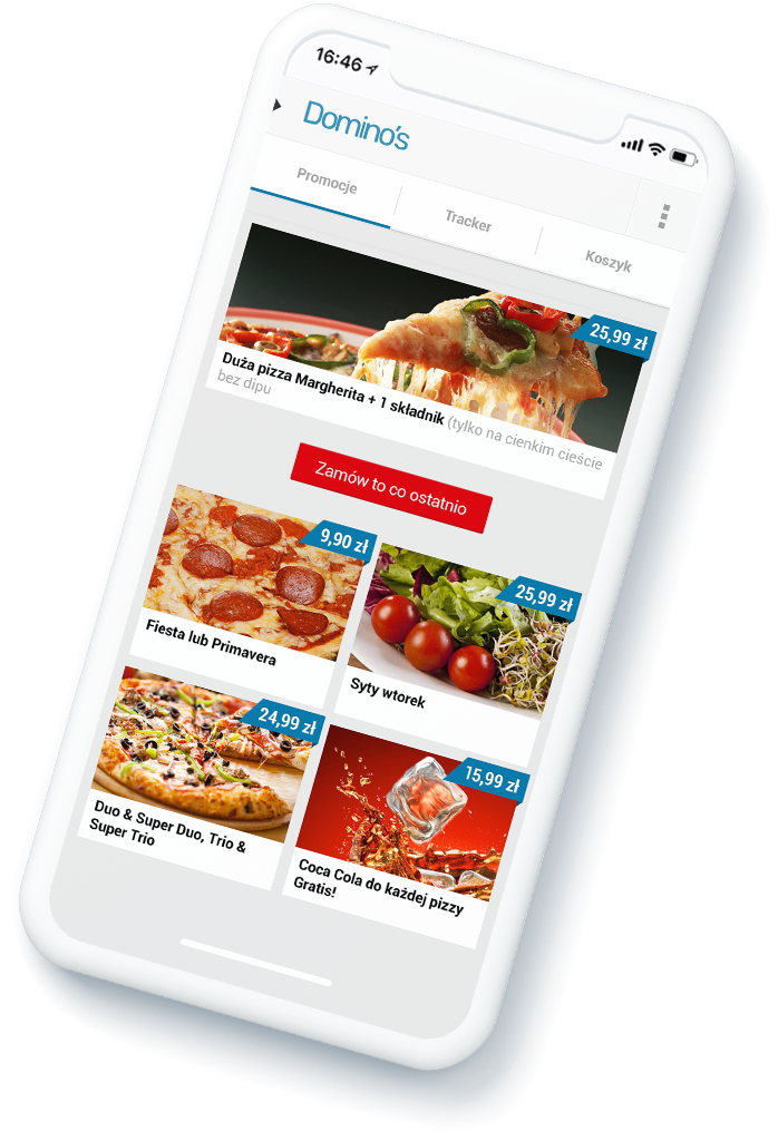 PIZZA DELIVERY E-COMMERCE & APP